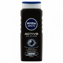 Nivea Men Active Clean tusfürdő 500ml