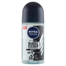 Nivea Men Black White Invisible Original izzadásgátló golyós dezodor 50ml