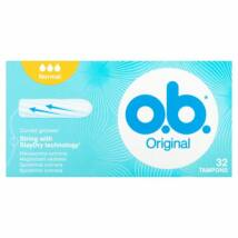 O.B. Original Normal tampon 32db