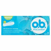 O.B. ProComfort Super Plus tampon 16db