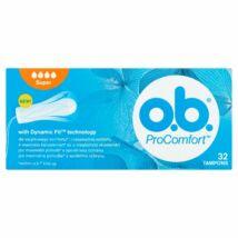 O.B. ProComfort Super tampon 32db