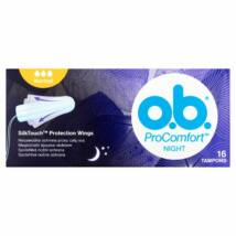 O.B. ProComfort Night Normal tampon 16db