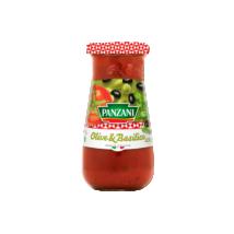 Panzani Olive & Basalico paradicsomszósz 400g