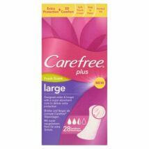 Carefree Plus Large Fresh Scent tisztasági betét 28db