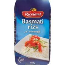 Riceland 'A' minőségű basmati rizs 1kg