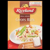 Riceland gyors rizs főzőtasakos 2x125g