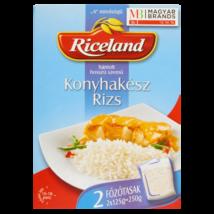 Riceland konyhakész rizs főzőtasakos 2x125g