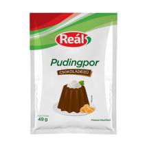 Reál pudingpor csokoládé 49g