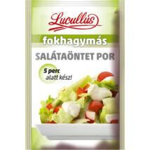 Lucullus fokhagymás salátaöntet por 12g