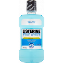 Listerine Stay White Arctic Mint szájvíz 500ml