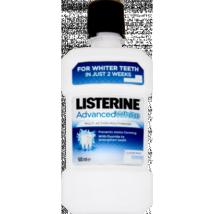 Listerine Advanced White szájvíz 500ml