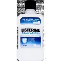 Listerine Advanced White szájvíz 250ml