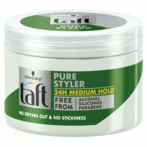 Taft Pure Styler közepes tartás hajzselé 150ml