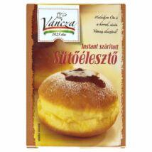 Váncza instant szárított sütőélesztő 11g