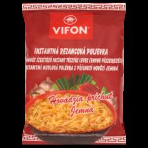Vifon marhahús ízű instant tésztás leves 60g
