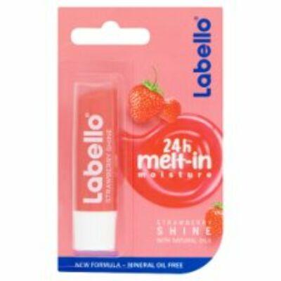 Labello Strawberry Shine ajakápoló 4,8g