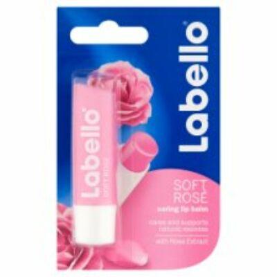 Labello Soft Rosé ajakápoló 4,8g