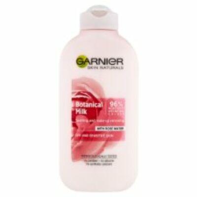 Garnier Skin Naturals Botanical sminklemosó tej rózsakivonattal 200ml