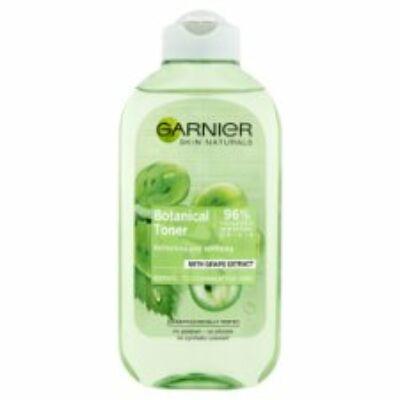 Garnier Skin Naturals Botanical arctisztító tonik szőlőkivonattal 200ml