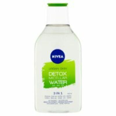Nivea Urban Skin Detox micellás víz 400ml