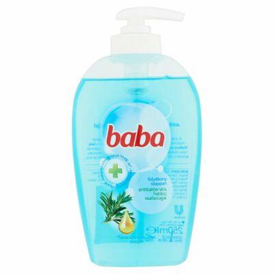 Baba Folyékony Szappan Antibakteriális Hatású Teafaolajjal 250ml