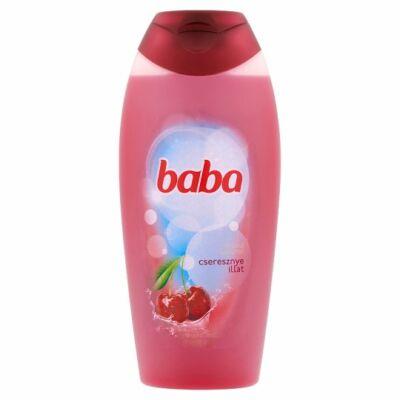 Baba Cseresznye Tusfürdő 400ml