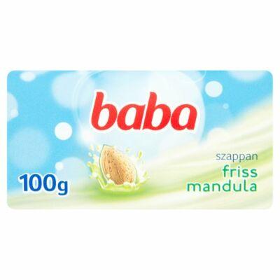 Baba friss mandula szappan 100g