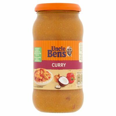 Uncle Ben's curry szósz borssal és kókusszal 440g