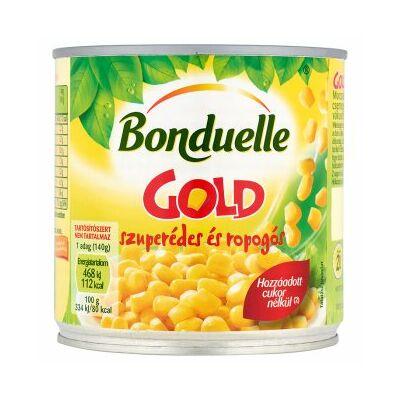 Bonduelle Gold Morzsolt Csemegekukorica 340g