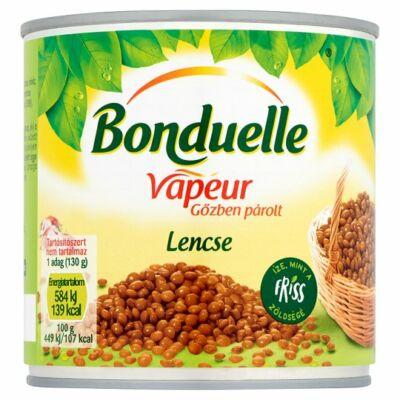 Bonduelle Vapeur Gőzben Párolt Lencse 310g