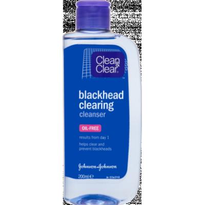 Clean & Clear mitesszereltávolító tonik 200ml