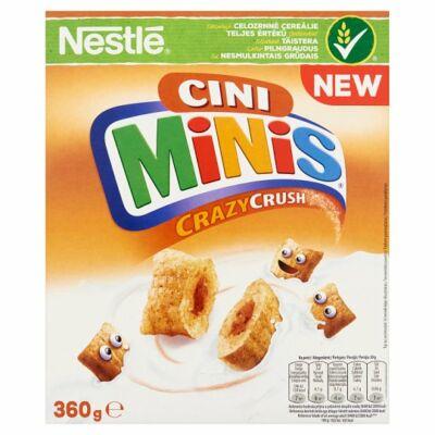 Nestlé Cini Minis fahéj ízű krémmel töltött ropogós gabonapehely 360g