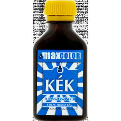 Max Color kék ételfesték 30ml