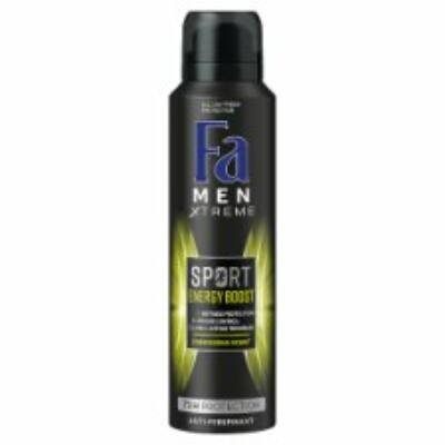 Fa Men Xtreme Sport Energy Boost izzadásgátló deospray 150ml