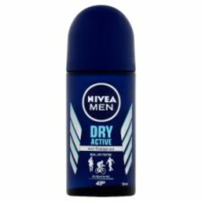 Nivea Men Dry Active golyós dezodor 50ml