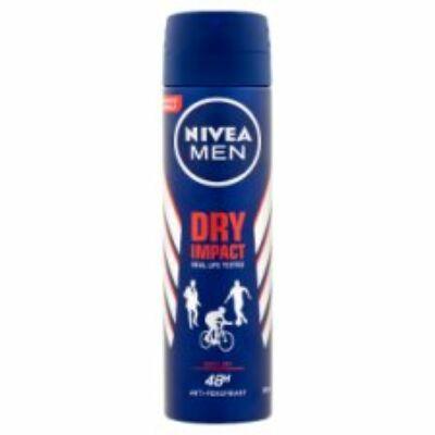 Nivea Men Dry Impact izzadásgátló dezodor 150ml