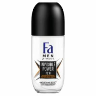 Fa Men Xtreme Invisible Power izzadásgátló Roll-On 50ml