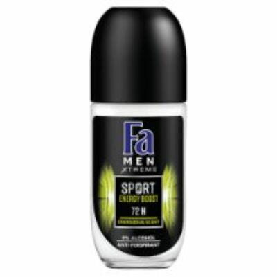 Fa Men Xtreme Sport Energy Boost izzadásgátló roll-on 50ml