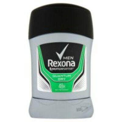 Rexona Men Quantum Dry izzadásátló stift 50ml