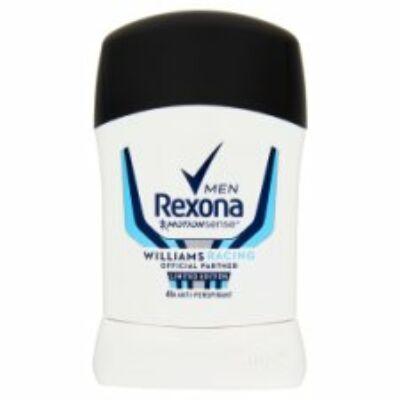 Rexona Men Williams Racing izzadásgátló stift 50ml