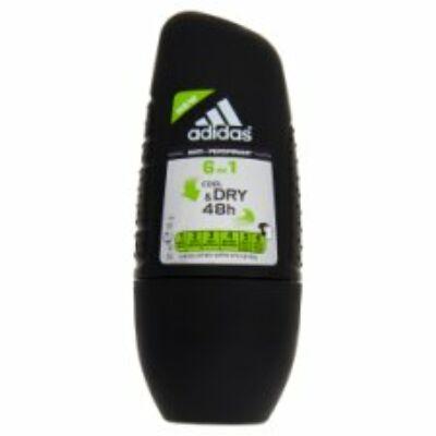 Adidas Cool Dry 48h 6in1 izzadásgátló golyós dezodor 50ml