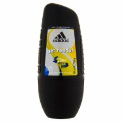 Adidas Get Ready! Cool Dry 48h izzadásgátló golyós dezodor 50ml