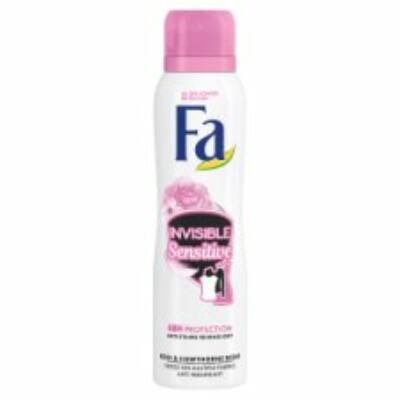 Fa Invisible Senstitive izzadásgátló deospray 150ml