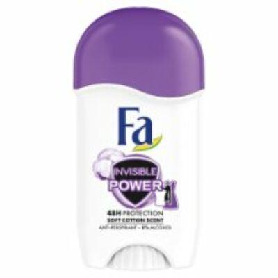 Fa Invisible Power izzadásgátló deostift 50ml