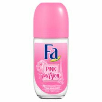 Fa Pink Passion izzadásgátló golyós dezodor 50ml