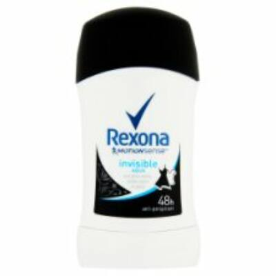 Rexona Invisible Aqua izzadásgátló stift 40ml