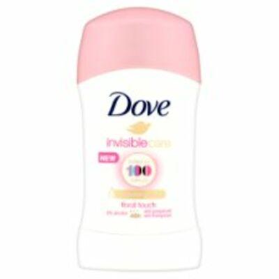Dove Invisible Care Floral Touch izzadásgátló stift 40ml
