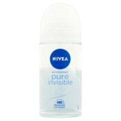 Nivea Pure Invisible izzadásgátló golyós dezodor 50ml