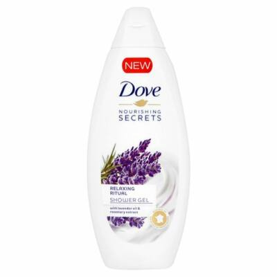 Dove Nourishing Secrets Relaxing Ritual Tusfürdő 250ml