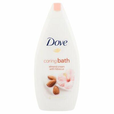 Dove Caring Bath ápoló habfürdő krémmel és hibiszkusszal 500ml